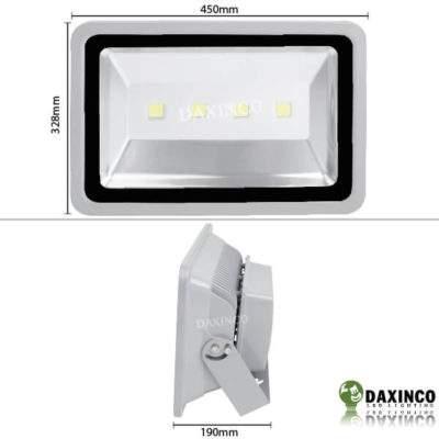 Kích thước Đèn Pha led 200W Daxinco kiểu thông dụng Daxin200-1