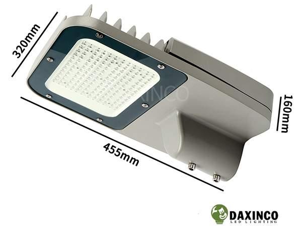 Đèn đường led 100w Daxinco Dimming Daxinco