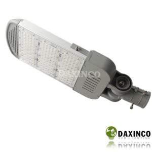 Đèn đường led 120w Daxinco kiểu robot Daxin120-15 2