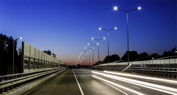 Một số phương án lắp đặt đèn đường led 200W