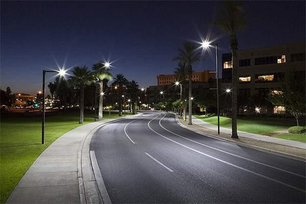 Đèn đường led dimming là gì?