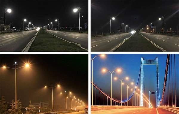 Đèn đảm bảo chiếu sáng trong mọi điều kiện thời tiết