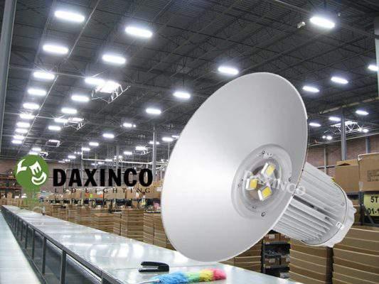 Đèn led nhà xưởng 150W kiểu ovan do Daxinco sản xuất