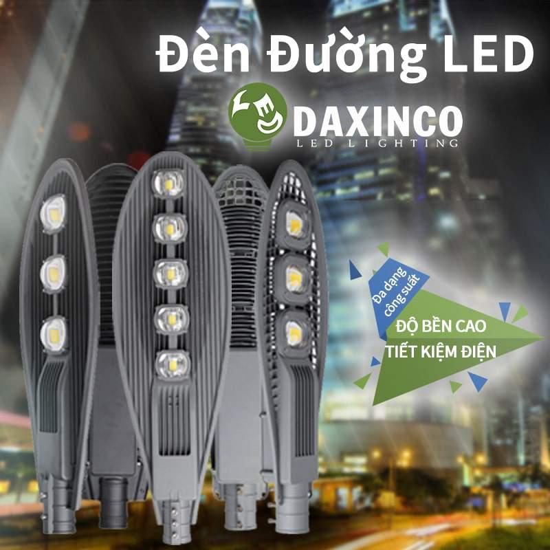 DAXINCO – địa chỉ cung cấp đèn đường led uy tín giá rẻ