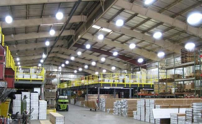 Những ưu điểm của đèn led nhà xưởng