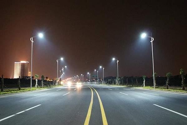 Sử dụng đèn led chiếu sáng đường phố là giải pháp tối ưu