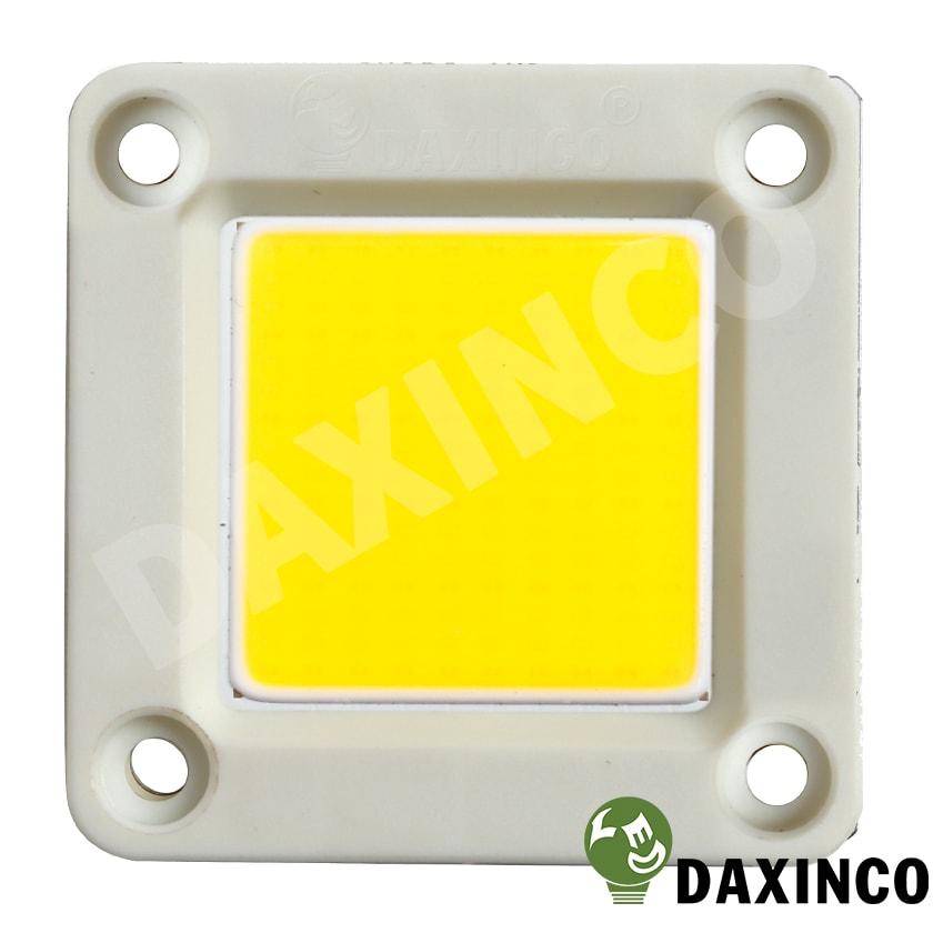 Chip led 40w - bóng led COB - Daxinco