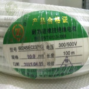 Dây điện chịu nhiệt 10mm - Dây điện amiang