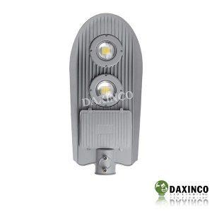 Đèn đường led 100W Daxinco kiểu rắn