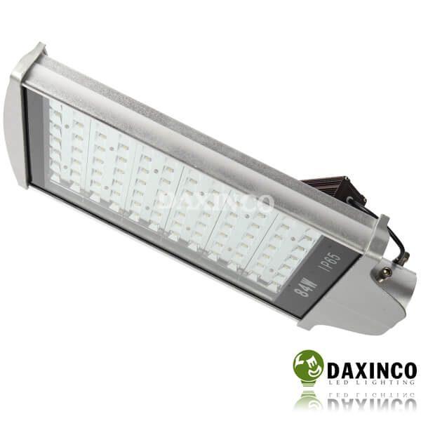 Đèn đường led 84W Daxinco nhiều led nhỏ Daxin84-14 2
