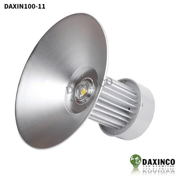 Đèn led nhà xưởng 100W Daxinco kiểu thông dụng Daxin100-11 1