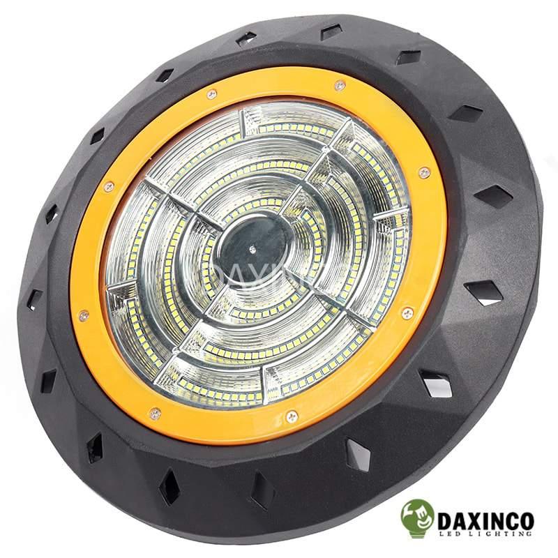 đèn led nhà xưởng 100w Daxinco UFO đĩa bay Daxin100-UFO 1