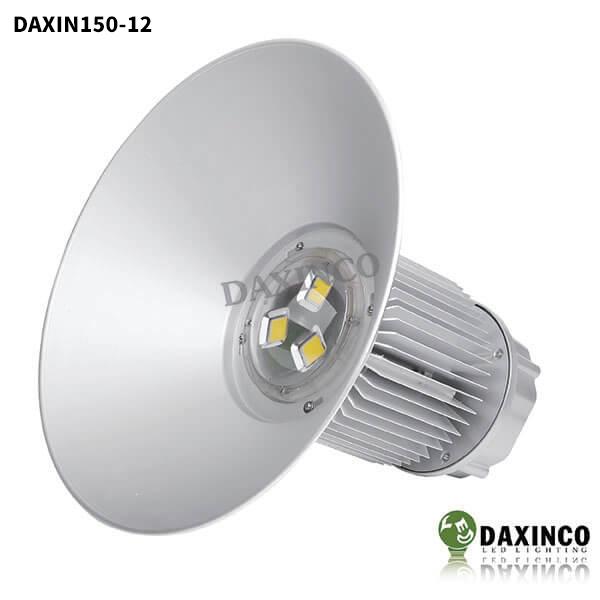 Đèn led nhà xưởng 150W Daxinco kiểu Ovan Daxin150-12 1