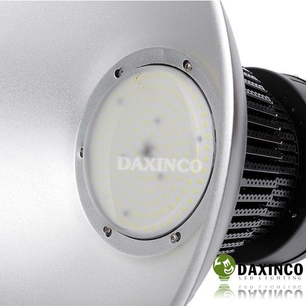 Đèn led nhà xưởng 200w Daxinco hạt led vàng