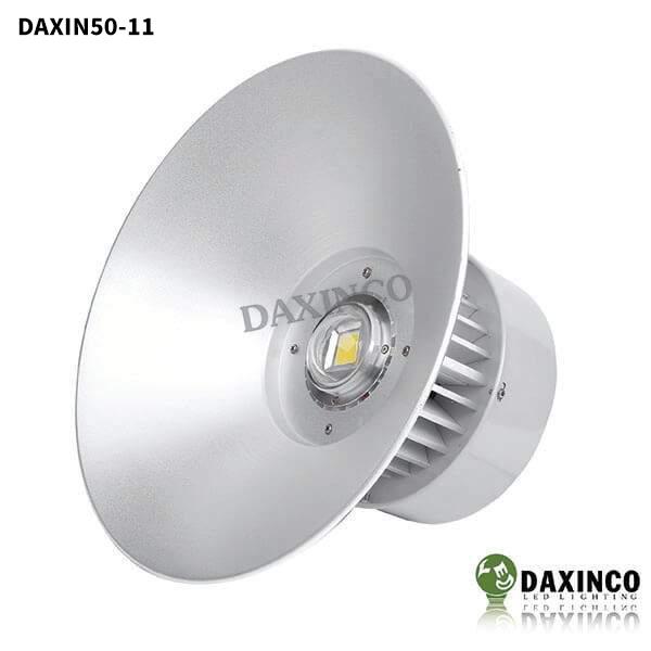 Đèn led nhà xưởng 50W Daxinco kiểu thông dụng Daxin50-11 1