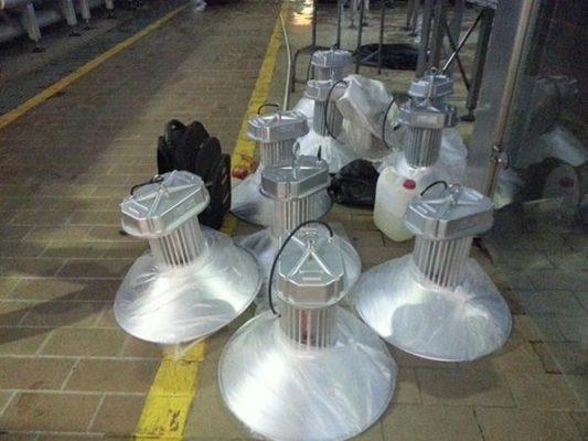 Đèn led nhà xưởng cần có giấy bảo hành và chứng minh nguồn gốc rõ ràng