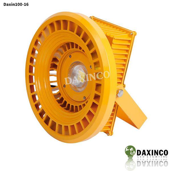 Đèn led nhà xưởng chống cháy nổ 100W Daxinco - Daxin100-16 1