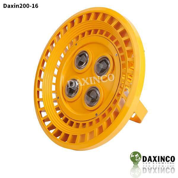 Đèn led nhà xưởng chống cháy nổ 200W Daxinco - Daxin200-16 1