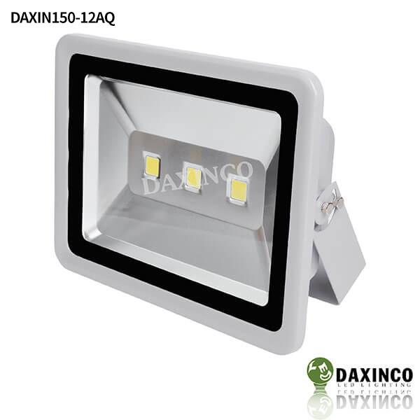 Đèn pha led 12vdc dùng bình ắc quy 150W Daxinco 1