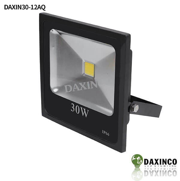 Đèn pha led 12vdc dùng bình ắc quy 30W Daxinco 1