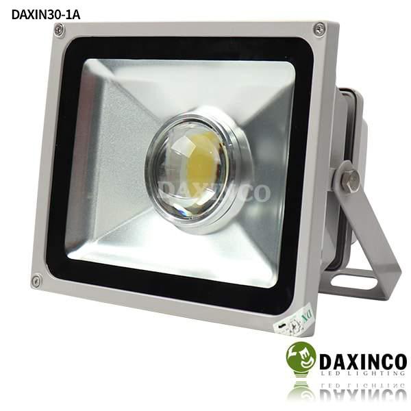 Đèn pha led 30W Daxinco thông dụng lúp Daxin30-1A 1