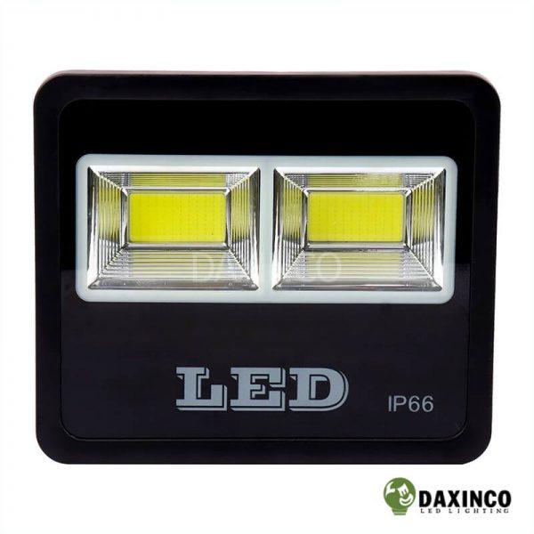 Đèn pha led 100W Daxinco kiểu chiến sỹ Daxin100-18 2