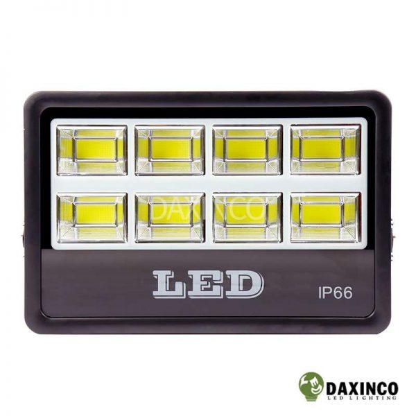 Đèn pha led 400W Daxinco kiểu chiến sỹ Daxin400-18 2