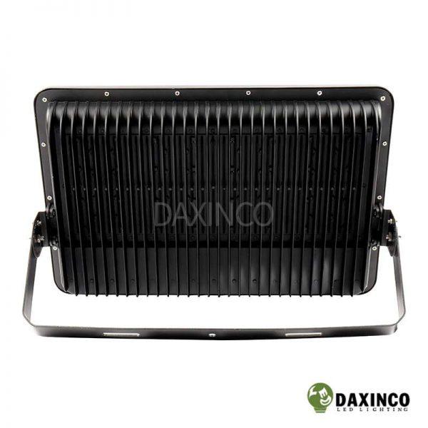 Đèn pha led 400W Daxinco kiểu chiến sỹ Daxin400-18 4