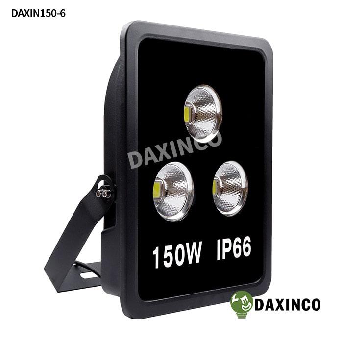 Đèn pha led chiếu xa - tụ quang 150W Daxinco Daxin150-6 1