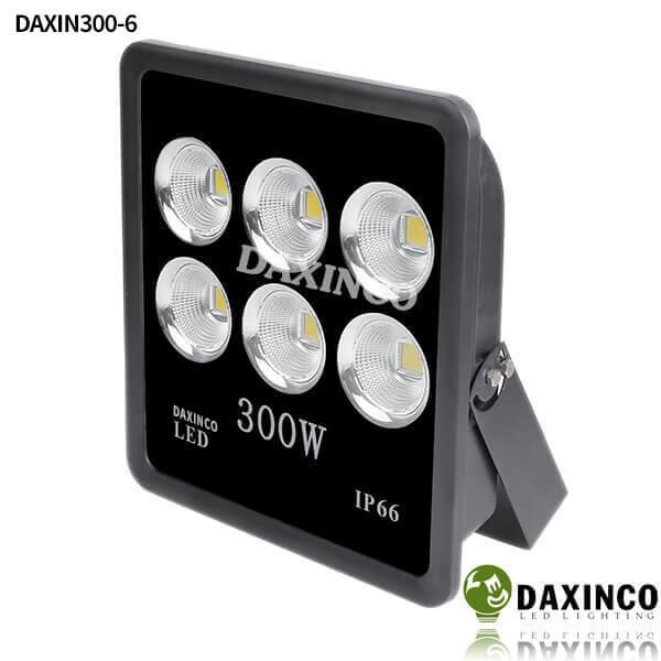 Đèn pha led 300w chiếu xa - tụ quang Daxinco Daxin300-6 1