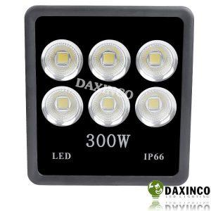 Đèn pha led chiếu xa 300w Daxinco Daxin300-6 2