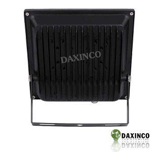 Đèn pha led 30W Daxinco kiểu dẹp đen Daxin30-2 3