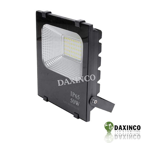 Đèn pha led 50W Daxinco hạt led vàng Daxin50-22 1