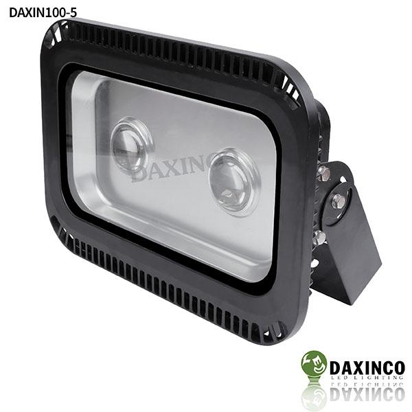 Đèn pha led chiếu xa - tụ quang 100W Daxinco Daxin100-6 1