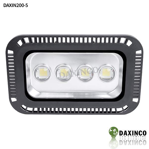 Đèn pha led chiếu xa - tụ quang 200W Daxinco Daxin200-6 1