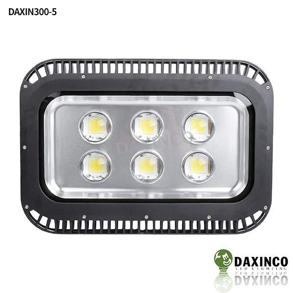 Đèn pha led chiếu xa - tụ quang 300W Daxinco Daxin300-6 1