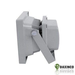 Đèn pha led 10W Daxinco kiểu thông dụng Daxin10-1 2