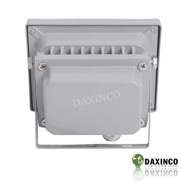 Đèn pha led 10W Daxinco kiểu thông dụng Daxin10-1 3