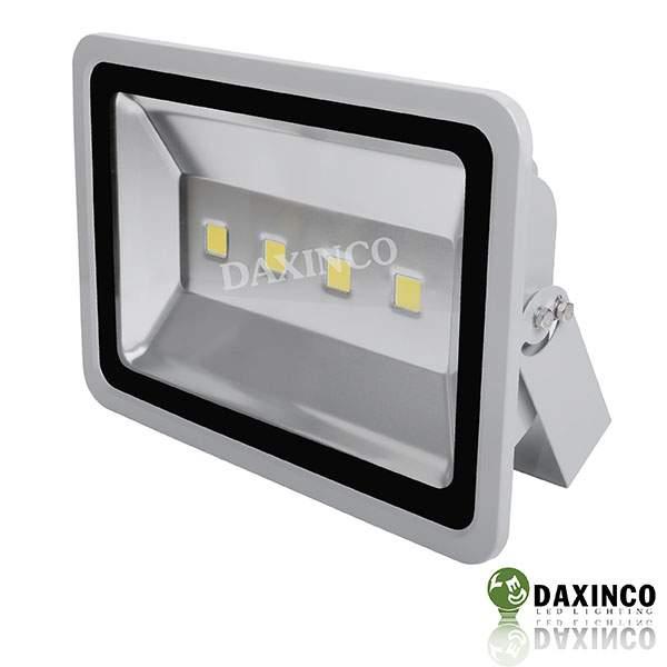 Đèn pha led 200W Daxinco kiểu thông dụng Daxin200-1 1