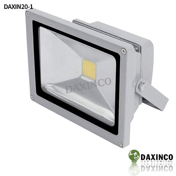 Đèn pha led 20W Daxinco kiểu thông dụng Daxin20-1 1