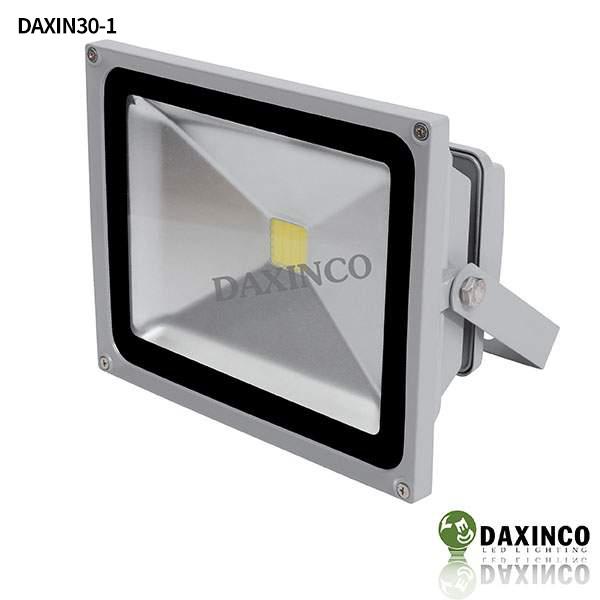 Đèn pha led 30W Daxinco kiểu thông dụng Daxin30-1 1