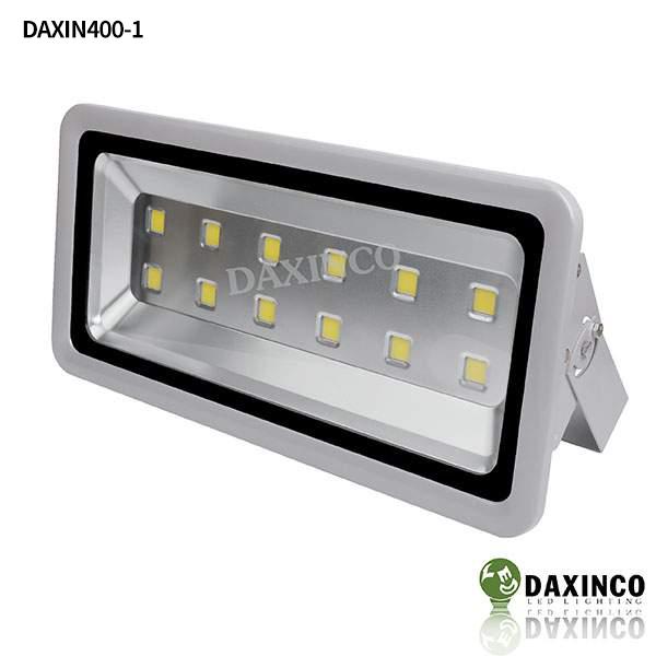 Đèn pha led 400W Daxinco kiểu thông dụng Daxin400-1 1