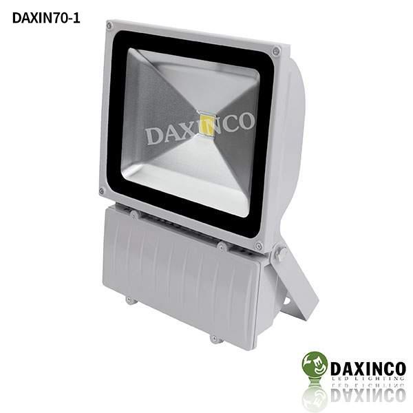 Đèn pha led 70W Daxinco kiểu thông dụng Daxin70-1 1