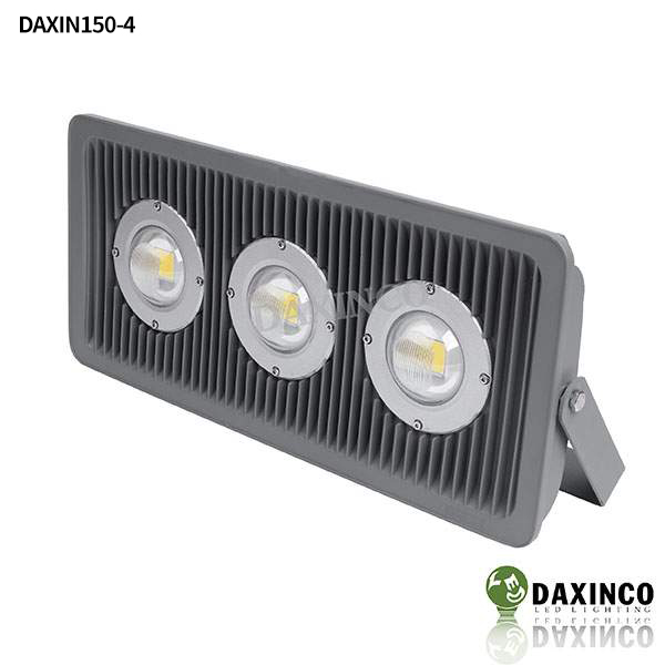 Đèn pha led 150W Daxinco kiểu xương cá Daxin150-4 1