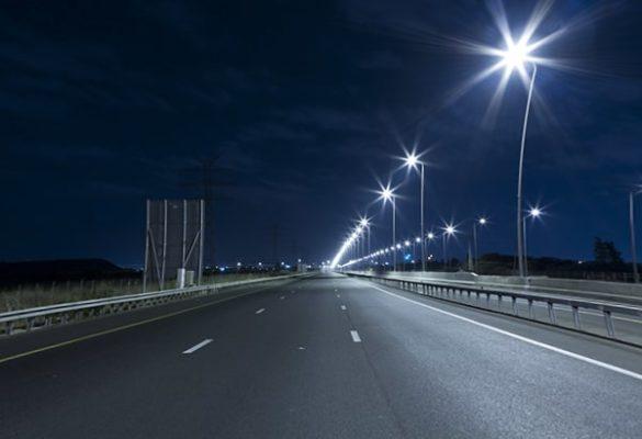 Đèn đường led cao áp giúp tăng thẩm mỹ cho giao thông đô thị