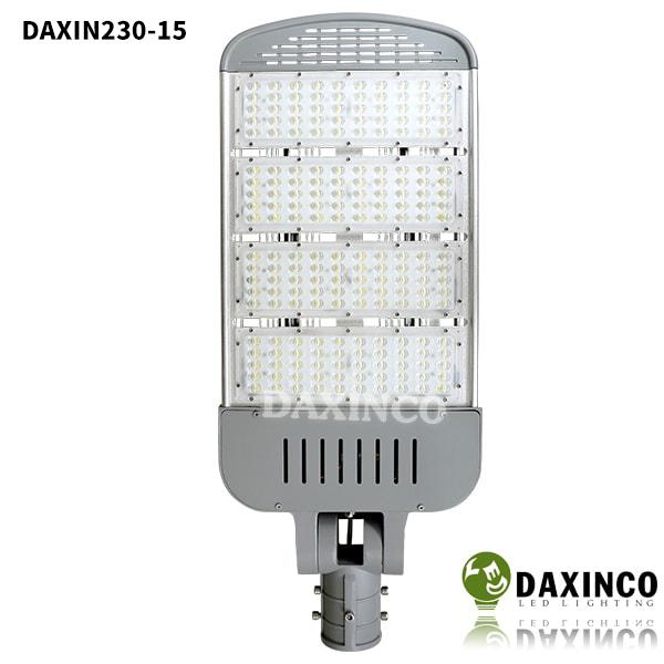 Đèn đường led 200W Daxinco kiểu robot Daxin200-15 1