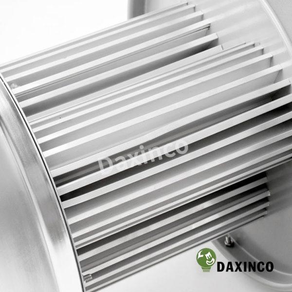 Đèn led nhà xưởng 150w Daxinco kiểu ba trụ 5