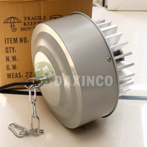[Hình ảnh thật tế] đèn led nhà xưởng 30w thông dụng -2