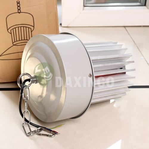 [Hình ảnh thật tế] đèn led nhà xưởng 70w thông dụng -2