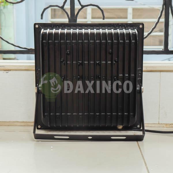 [Hình thật tế] Đèn pha led kiểu dẹp 100W Daxinco_3